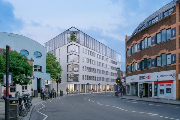 Fulham Centre - Romulus Construction