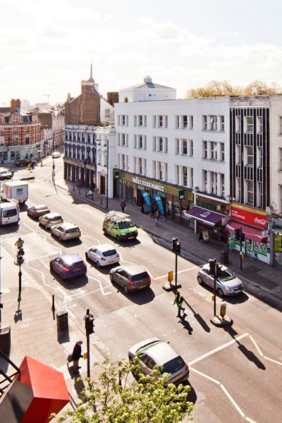 2 to 6 Fulham Broadway - Romulus Construction