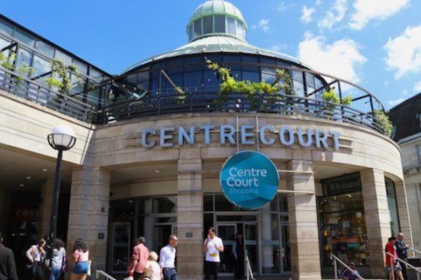 Centre Court - Romulus Construction
